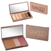 Urban Decay Naked Basics & Flushed Duo
