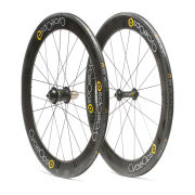 CycleOps PowerTap G3 ENVE 65mm Carbon Tubular Wheelset Shimano - SRAM