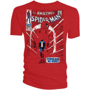 Spider-Man No More! T-Shirt - Red
