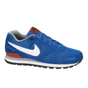 Nike Men's Air Waffle Trainers - Military Blue