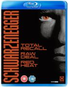 Schwarzenegger Triple (Total Recall / Red Heat / Raw Deal)