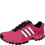 adidas Women's Kanadia Tr 6 W Trainers - Bright Pink/White/Black