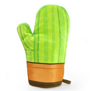 Cool Cactus Oven Glove