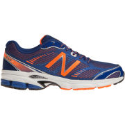 New Balance Men's Fitness 660v4 Trainers - Blue/Orange