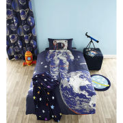Catherine Lansfield Astronaut Bedding Set - Multi