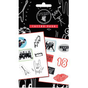 5 Seconds of Summer Mix - Tattoo Pack
