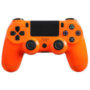 PlayStation DualShock 4 Custom Controller - Gloss Orange