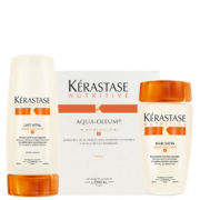 Kerastase Dry Hair Pack (3 Products)