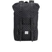 Herschel Heritage Backpack - Black Polka Dot