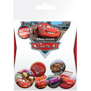 Cars Characters - Badge Pack