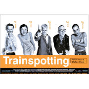 Trainspotting Film Score - Maxi Poster - 61 x 91.5cm