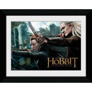 The Hobbit Desolation of Smaug Arrow - Collector Print - 30 x 40cm