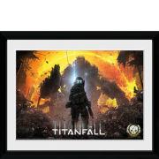 Titanfall Militiia - 30x40 Collector Prints