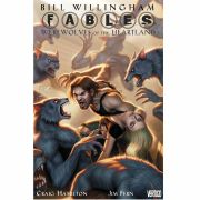 Fables: Werewolves of the Heartland Paperback