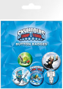 Skylanders Trap Team Trap - Badge Pack
