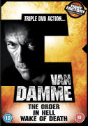Van Damme - Triple Pack