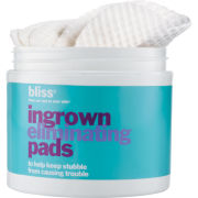 Bliss Ingrown Hair Eliminating Peeling Pads