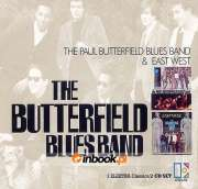 Paul Butterfield Blues Band/East West
