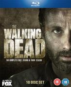 The Walking Dead - Season 1-3