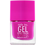 Nails inc. Gel Effect Polish Downtown