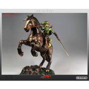 Link on Epona - EXCLUSIVE
