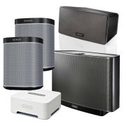 Sonos Home System Bundle – Black