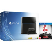 Sony PlayStation 4 500GB Console - Includes The Evil Within