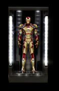 Dragon Action Heroes Marvel Iron Man MK42 with Hall of Armour 1:9 Scale Vignette