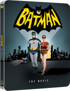 Batman: The Original 1966 Movie - Zavvi Exclusive Limited Edition Steelbook