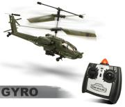 Micro Gyro Apache Helicopter
