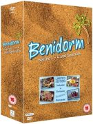 Benidorm - Series 1-4 and Specials
