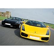 Ferrari and Lamborghini Driving Thrill