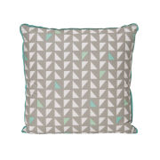 Cushion Triangles - Grey