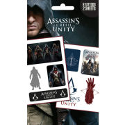 Assassin's Creed Unity Mix - Tattoo Pack