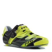 Northwave Galaxy Cycling Shoes - Yellow Fluo/Black