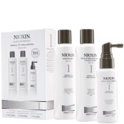 Nioxin System Kit 1 - Fine Natural Hair (3 Products)
