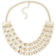 Vero Moda Women's Henriette Necklace - Pale Gold