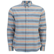 Levi's Made & Crafted Men's Tack One Pocket Shirt - Multi Stripe