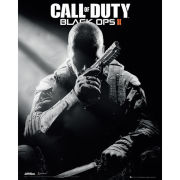 Call of Duty Black Ops II Cover - Mini Poster - 40 x 50cm