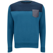 Conspiracy Men's Tevis Sweat - Teal