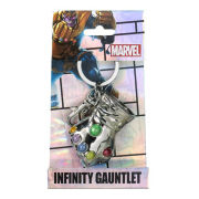 Marvel Thanos Glove Infinity Gauntlet Pewter Key Chain
