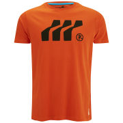 Boxfresh Men's Lyncean T-Shirt - Spicy Orange