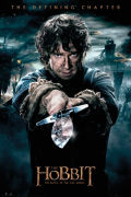 The Hobbit Battle of Five Armies Bilbo - Maxi Poster - 61 x 91.5cm