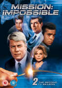 Mission: Impossible - The Complete Second TV Season [Repack]