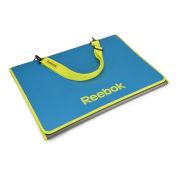 Reebok Tri-Fold Fitness Mat Cyan