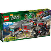 LEGO Teenage Mutant Ninja Turtles Rig Snow Getaway (79116)