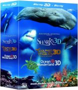 Jean-Michel Cousteau's Film Trilogy in 3D