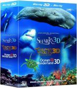 Jean-Michel Cousteau's Film Trilogy in 3D