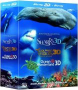 Jean-Michel Cousteaus Film Trilogie in 3D