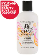 Bumble  And Bumble Curl Conscious Calming Creme - For Coarse Curls (250ml)